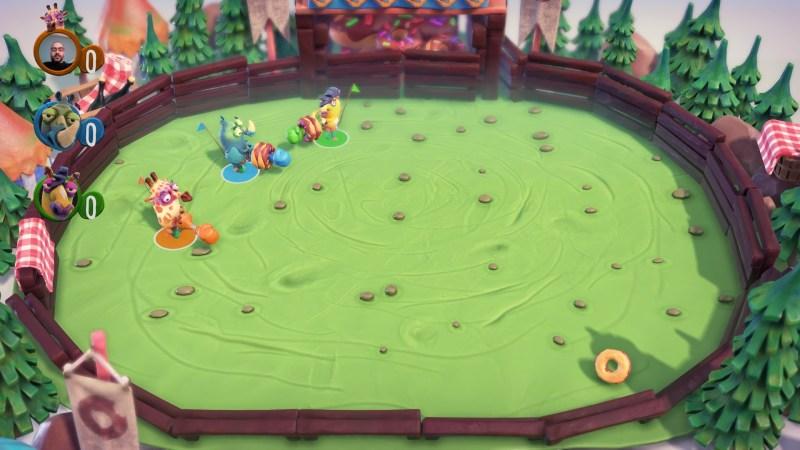 test Frantics playlink PS4