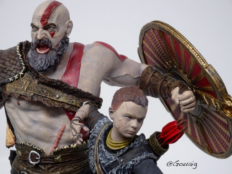 Unboxing Edition Collector God of War