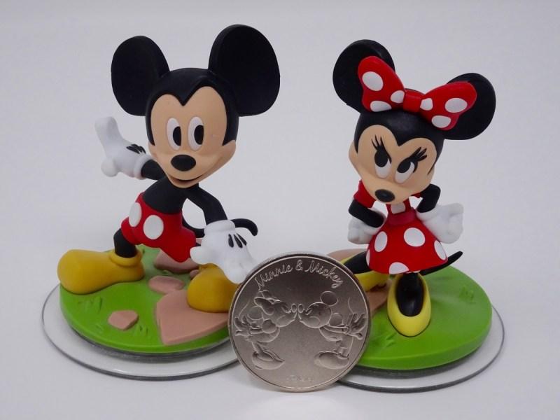 Monnaie de Paris - Mickey à travers les âges