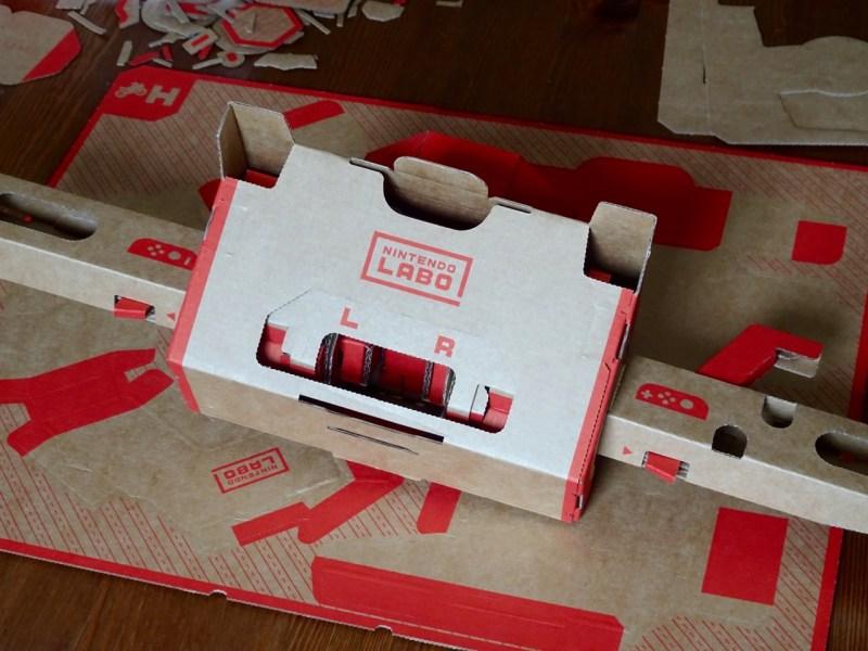 test Nintendo Labo