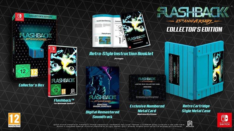 Flashback collector