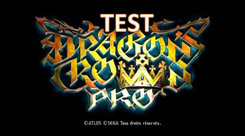test Dragon's Crown Pro PS4 Pro