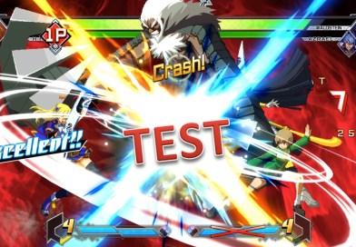 [Test] BlazBlue Cross Tag Battle : La baston à 2 contre 2