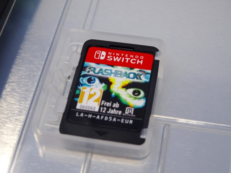 Flashback Edition Collector Switch