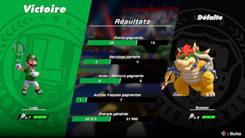 Avis Mario Tennis Aces Gouaig