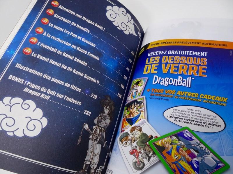 Manga Dragon Ball intégrale collector