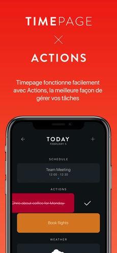 Timepage