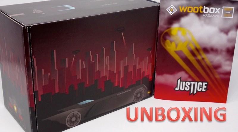 Unboxing Wootbox Aout 2018 - Gouaig.fr