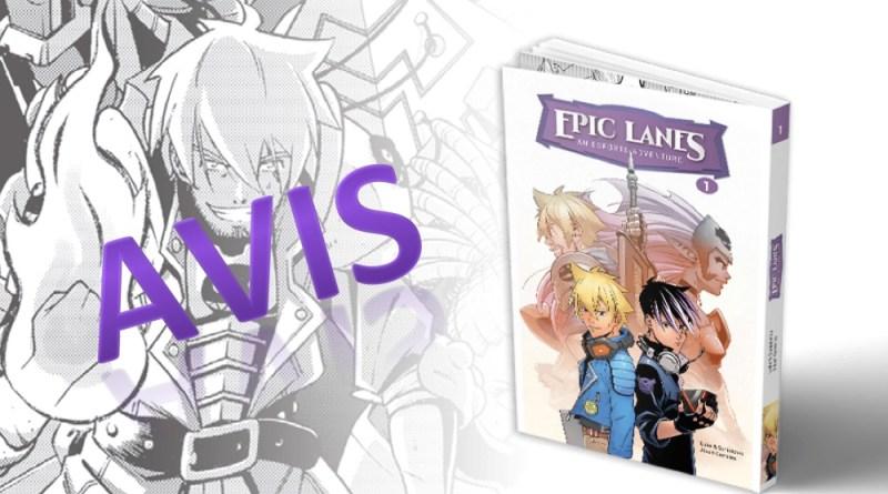 avis manga Epic Lanes