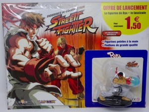 Figurines de collection Street Fighter Altaya
