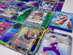 Jeu de cartes Dragon Ball Super Card Game