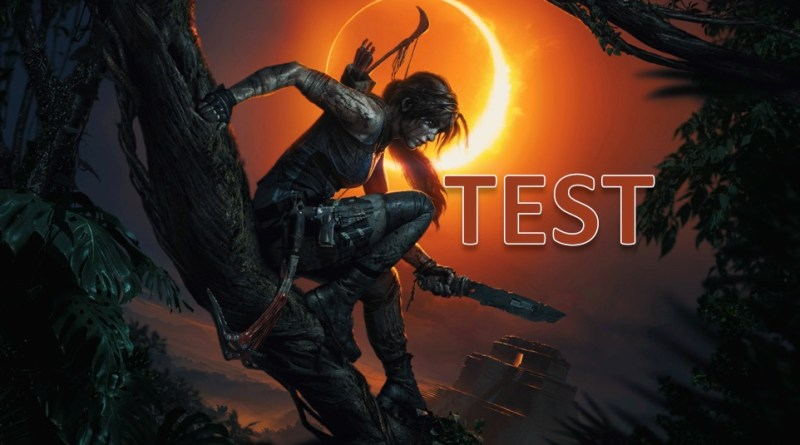 Test Shadow of the Tomb Raider PS4 Pro - gouaig