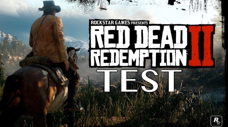 Test Red Dead Redemption II - Gouaig.fr