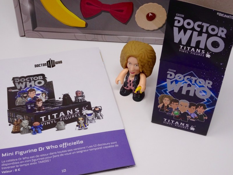Unboxing Wootbox Novembre 2018 Legacy