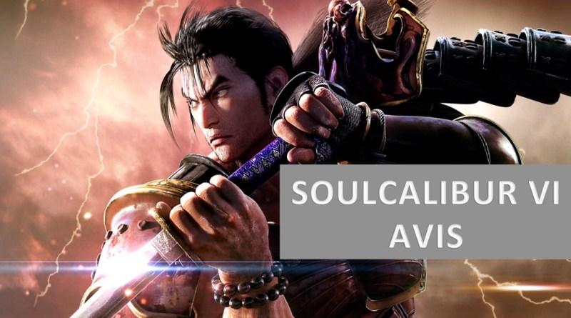 soulcalibur 6 - test gouaig