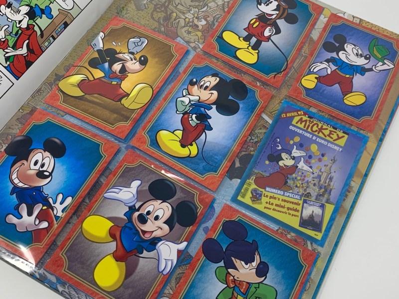 avis Album Panini Mickey Mouse Sticker Story