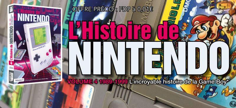 histoire de Nintendo Vol 4 - Game Boy