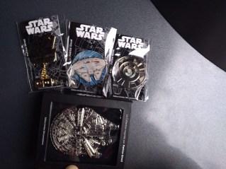 Pin's Star wars Patrice Girod