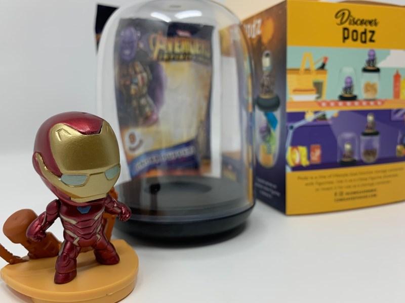Figurines Podz édition Marvel