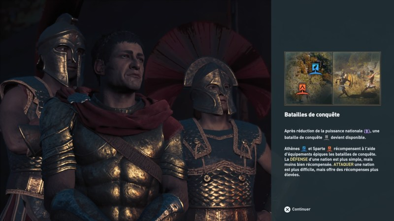 Test Assassin's Creed Odyssey PS4 Pro