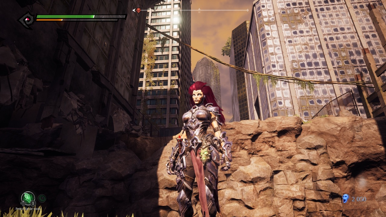 Test Darksiders III xbox one PS4 PC