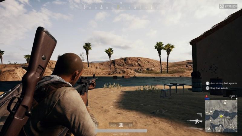 test pubg PS4 Pro Gouaig
