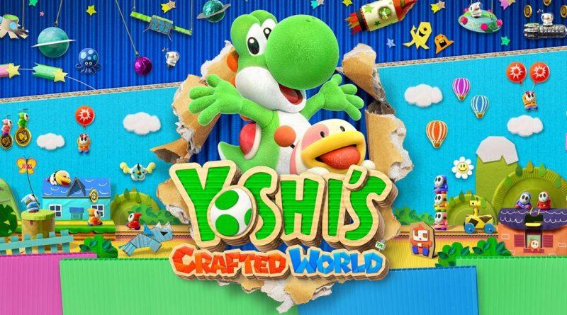 Yoshis Crafted World Nintendo Switch