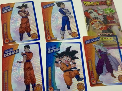 Avis Dragon Ball Super Trading cards - Gouaig - 11
