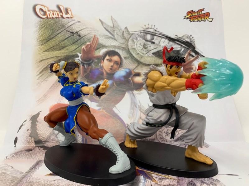Chun-Li Figurines Street Fighter Altaya