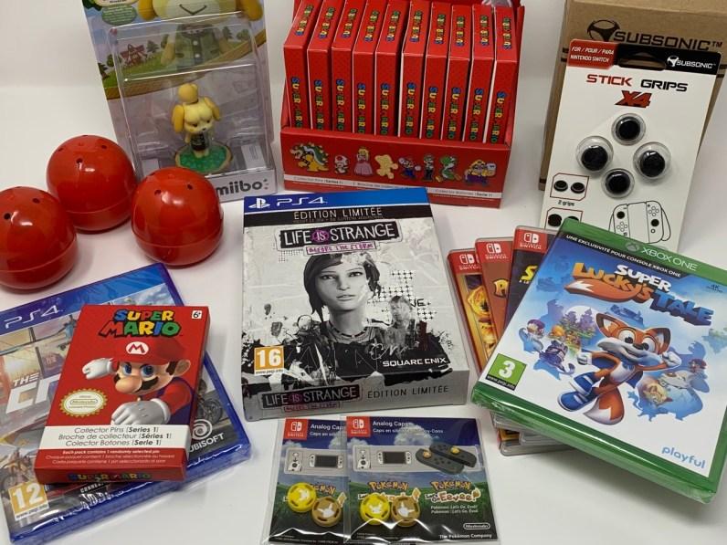 soldes 2019 gaming geek achats