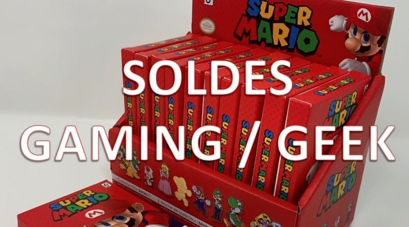 soldes gaming geek