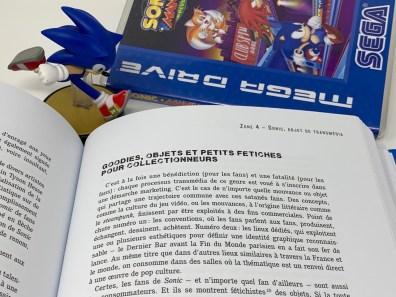 Avis Livre Générations SONIC Third éditions - Gouaig - 8