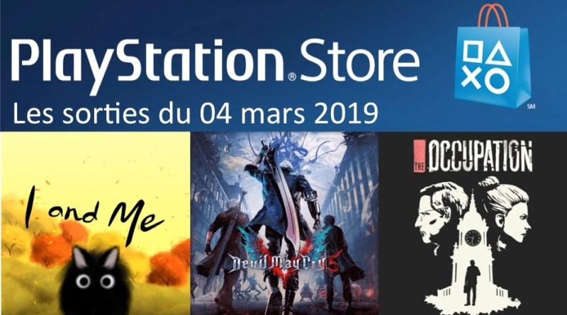 Playstation Store 04 mars