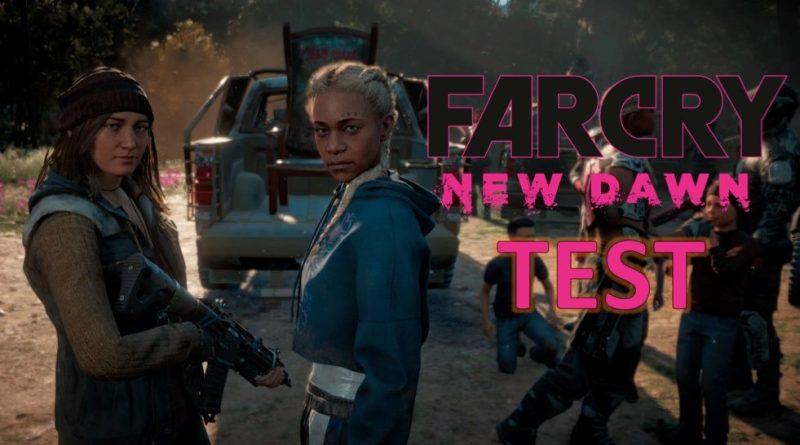 Test Far Cry New Dawn