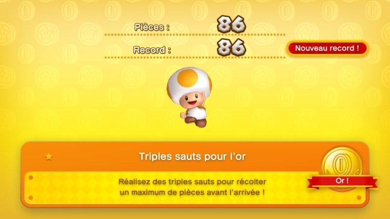 Test New Super Mario Bros U Deluxe Switch