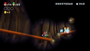 Test New Super Mario Bros U Deluxe Switch