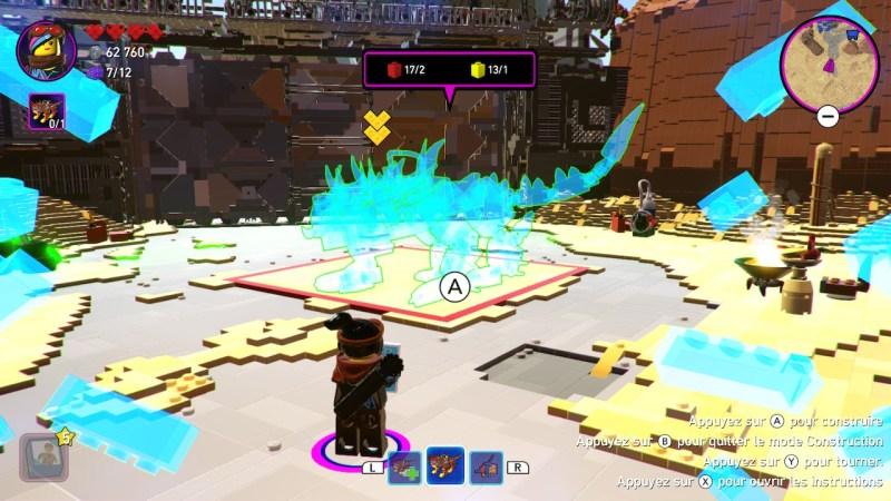 Test La grande aventure Lego 2 Le jeu video