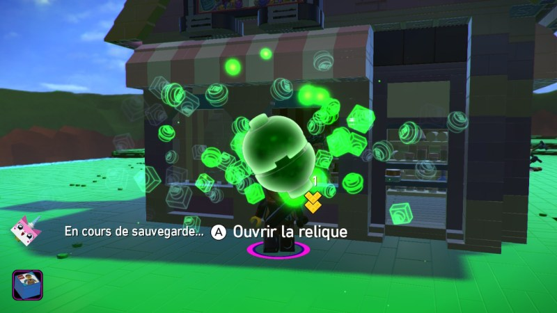 Test La grande aventure Lego 2 Le jeu video