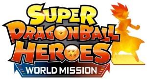 logo Super Dragonball Heroes World Mission