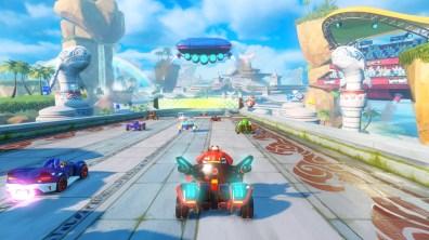 test team sonic racing
