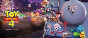 Toy story 4 avis sans spoil