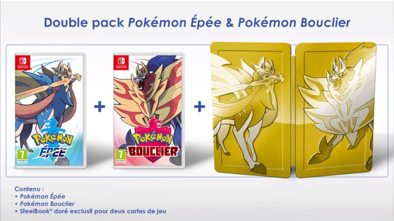 steelbook pokemon