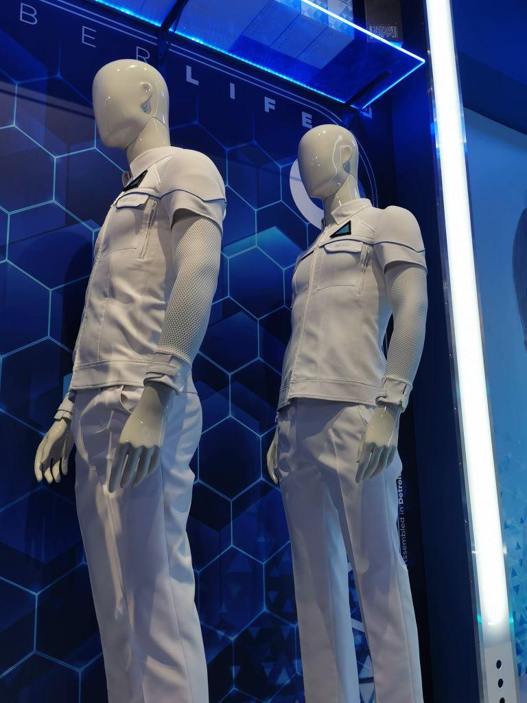 Detroit become human musée Grévin