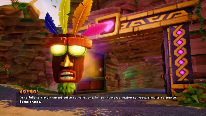 Test Crash Team Racing Nitro-Fueled -1