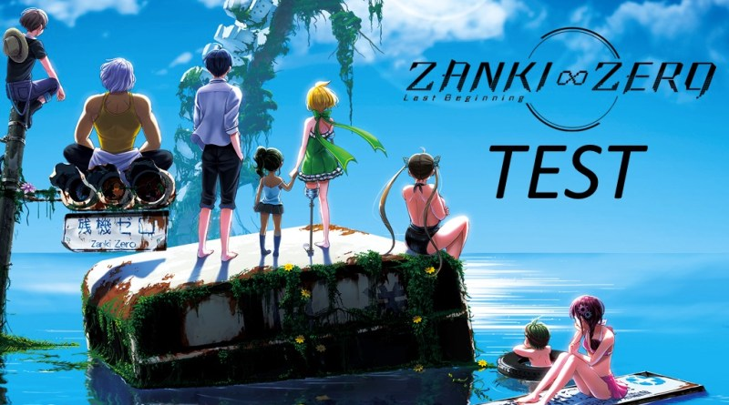 Test Zanki Zero Last Beginning