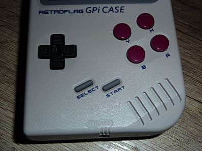 Test GPi Case Retroflag