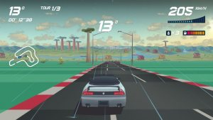 Test Horizon Chase Turbo