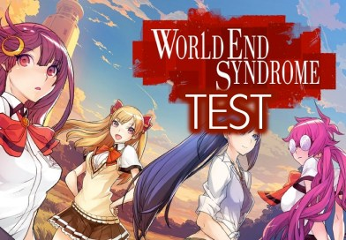Test World End Syndrome Switch PS4