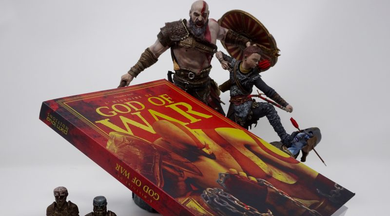 avis L'Histoire de God Of War Pix'n Love