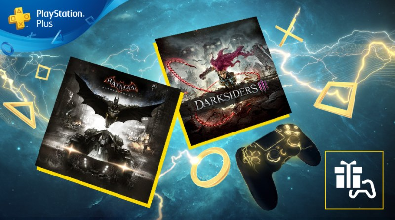 PS Plus - Septembre 2019